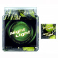 Night Light condom fluo